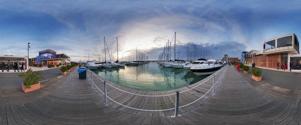Porto Turistico di Rosignano Marittimo (Marina Cale de' Medici)