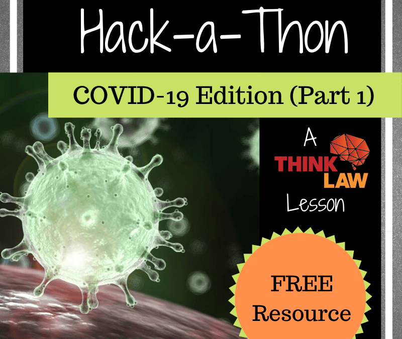 Hack-a-Thon for Social Change: Coronavirus Edition