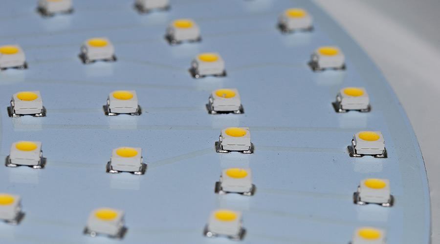 energy-efficient LED lighting