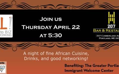 April 22nd FREE Event at 207 Restaurant, Portland