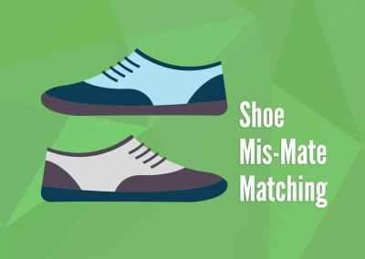 Shoe Mis-Mate Matching
