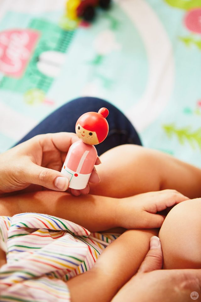 Hallmark's new Learn+Play+Discover toddler toys are designed for little hands