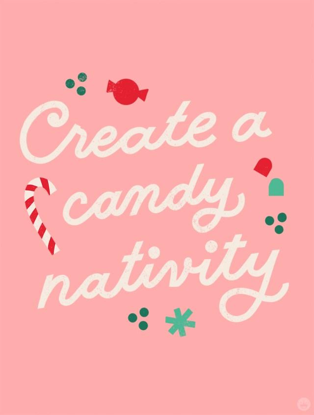 Holiday Advent-ure Calendar | thinkmakeshareblog.com