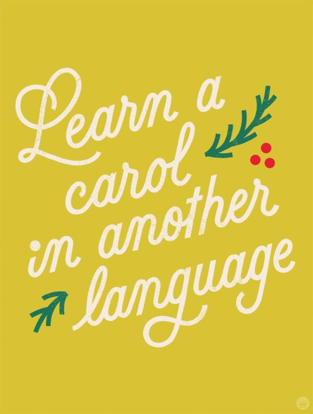 Holiday Advent-ure Calendar   thinkmakeshareblog.com
