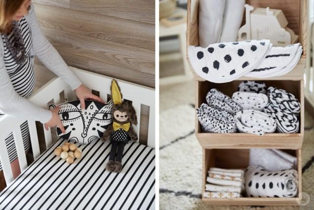 Amy A.'s Nursery | thinkmakeshareblog.com