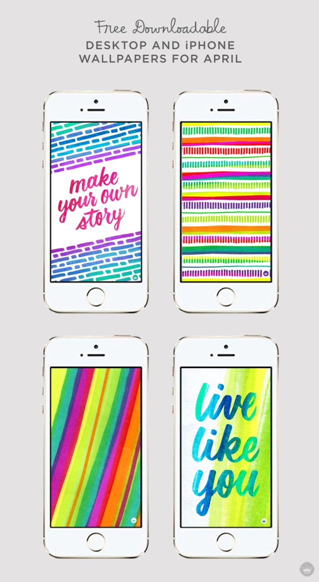 april s free digital wallpapers celebrate the colors of spring