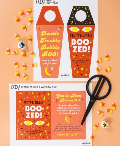 You've Been Boo-zed | thinkmakeshareblog.com