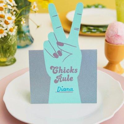 Chicks Rule Party | thinkmakeshareblog.com