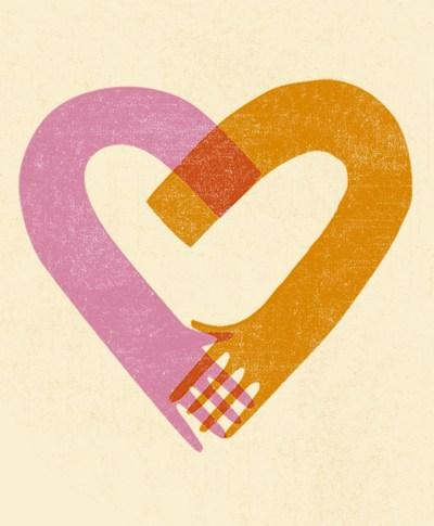 Compassion Print | thinkmakeshareblog.com