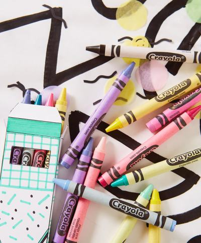 Crayola Party | thinkmakeshareblog.com