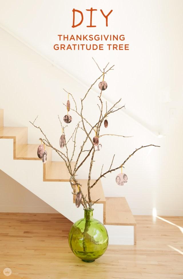DIY Thanksgiving Gratitude Tree   thinkmakeshareblog.com