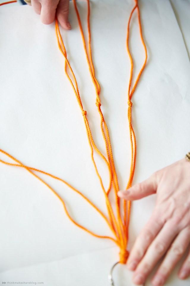DIY-macrame-hanger-7-knot-threads