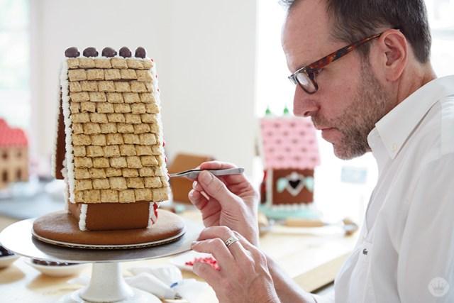 Gingerbread House Ideas | thinkmakeshareblog.com