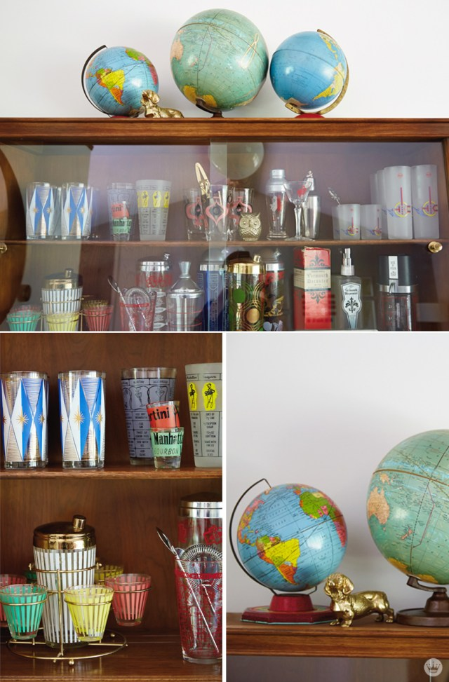 Hallmark Art Director Alfred Jones shares how to display collections in your home | thinkmakeshareblog.com