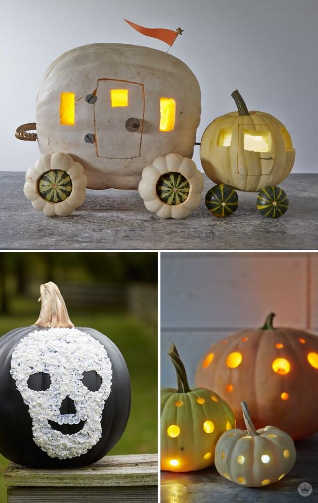 Hallmark Keepsake artists put their craft to work carving pumpkins   thinkmakeshareblog.com