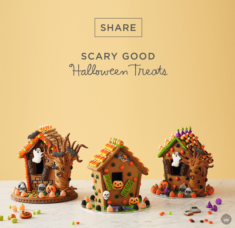 Trick Out Your Halloween Treats Think Make Share