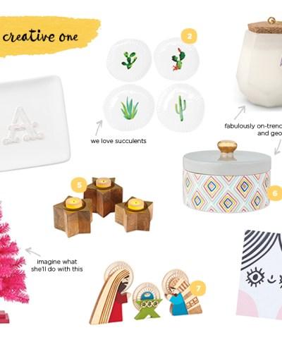 Holiday Gift Guide | thinkmakeshareblog.com