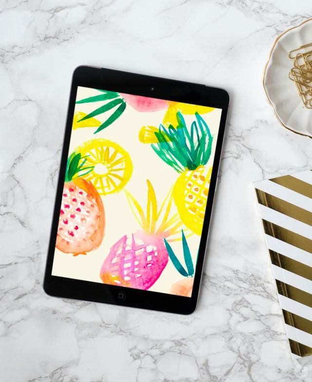 Free downloadable Summer 2017 wallpapers: SUMMER BREEZE
