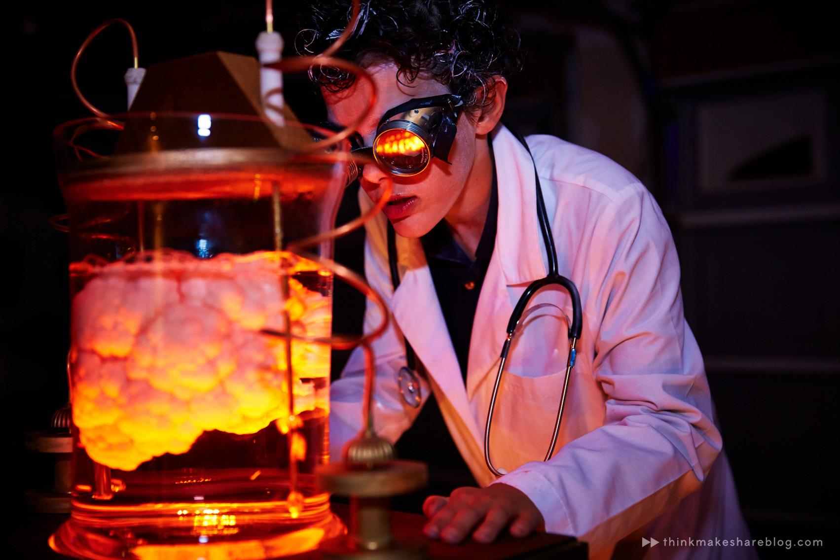 Scientist Crafts For Kids