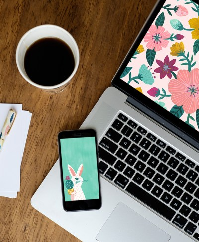 March Wallpapers | thinkmakeshareblog.com