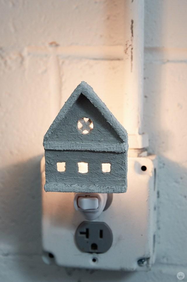 DIY nightlights: House design