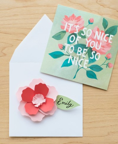 Plus Up Your Everyday Envelopes | thinkmakeshareblog.com
