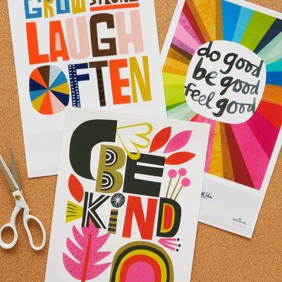 Raising Kind Kids | thinkmakeshareblog.com