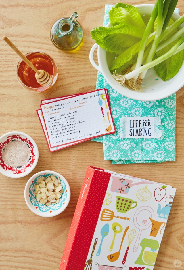 Recipe Themes for Wedding Showers | thinkmakeshareblog.com