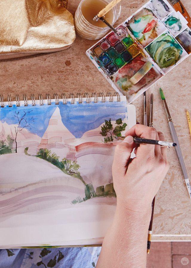 Santa Fe Art | thinkmakeshareblog.com