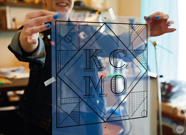 Screenprinting Workshopd | thinkmakeshareblog.com