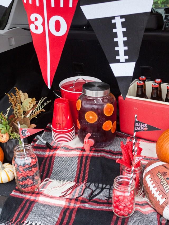 Tailgate Party | thinkmakeshareblog.com