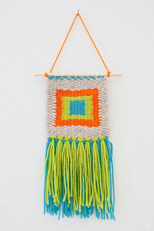 Woven wall hangings