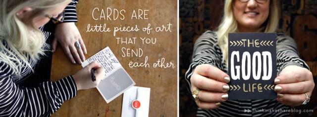 Send a card just because!   thinkmakeshareblog
