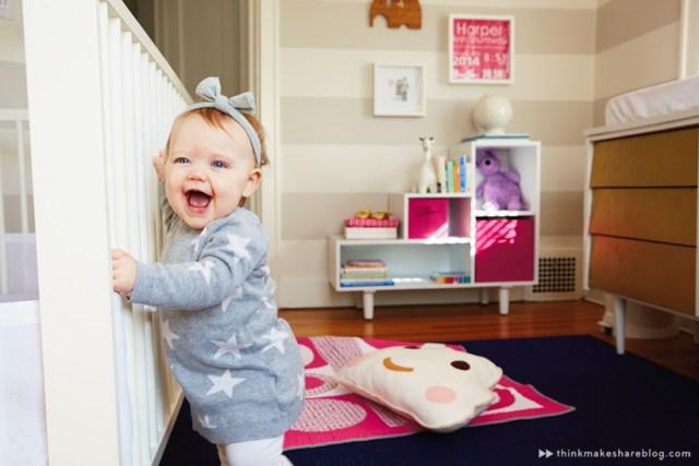 Hallmark Studio DIrector Jeff Shumway shares his daughter's nursery   thinkmakeshareblog