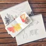 Daniel Miyares: Sketching is a form of meditation | thinkmakeshareblog.com