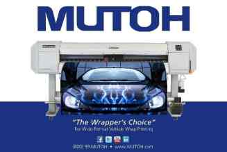 MTUOH ValueJet Wide Format Printer