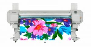"""Mutoh America, Inc. launches new Dye-Sublimation Ink, """"DH-21"""" 4"""
