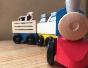 Toy train: combat gender stereotypes