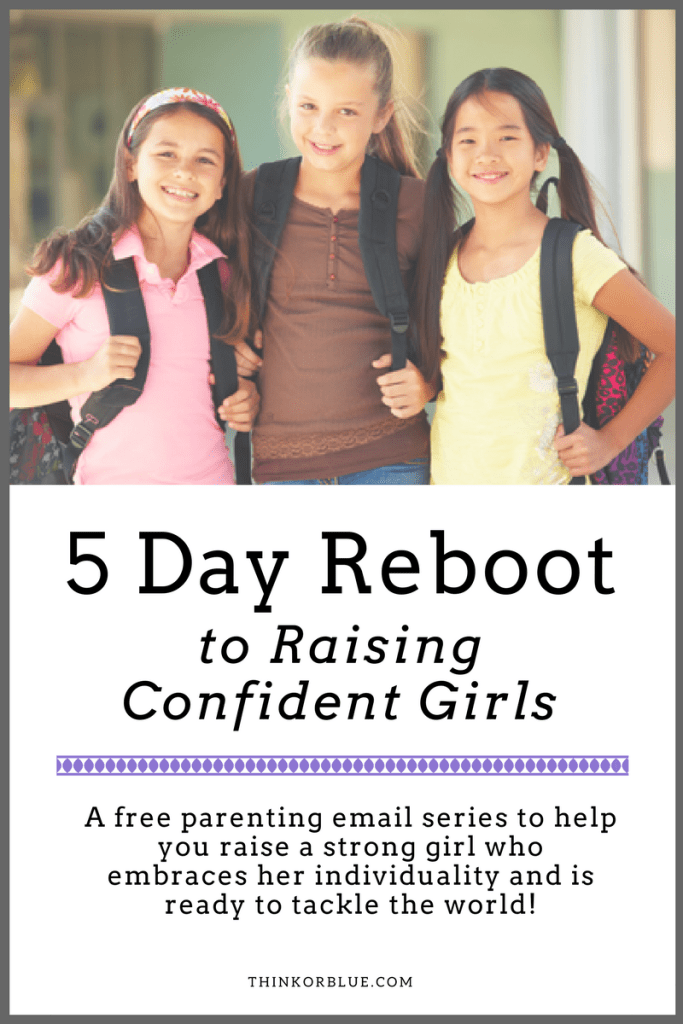 raise confident girls