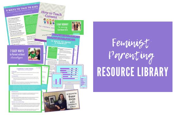feminist parenting and gender stereotypes