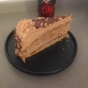 Nutwave Cake - Attila Hildmann Vegan Food Snackbar