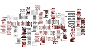 Bloggy terms