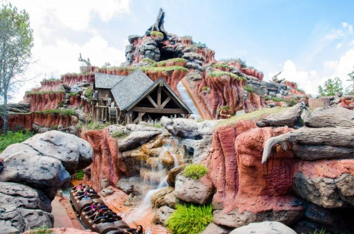 Splash Mountain at Magic Kingdom, Walt Disney World