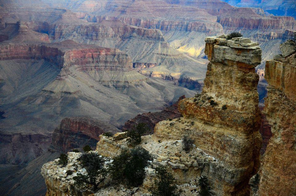 Grand Canyon, December 2014