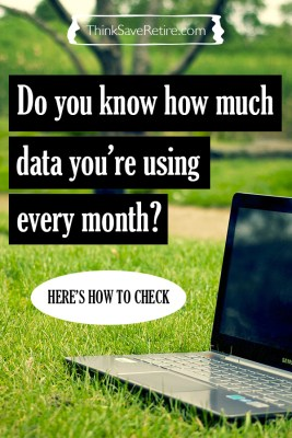 Pinterest: How to measure your Internet data usage