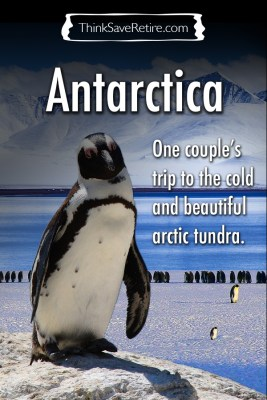 One couple's trip to cold and beautiful Antarctica