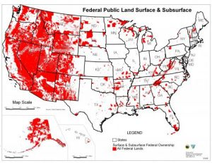Map of all federal public lands (click for expanded view)