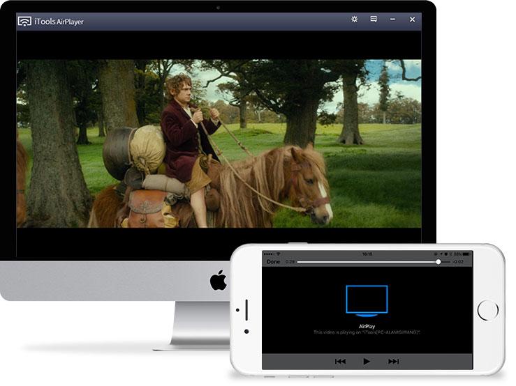 AirPlayer Pro for Mac 2.4.1.2 激活版 - 实用的iPhone/iPad屏幕录像工具