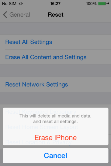 iPhone8で壁紙を変更する方法