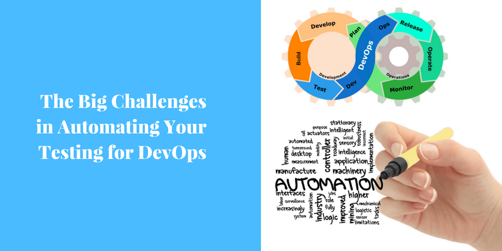automate testing for devops